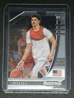 2020-21 Panini Prizm Draft Picks LAMELO BALL RC #43 Charlotte Hornets  ROOKIE 🔥