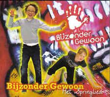 Bijzonder Gewoon-Het Springlied cd maxi single