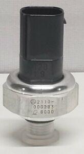 OEM Mercedes A/C Pressure Sensor Switch-Climate Sensor-Transducer-Refrigerant