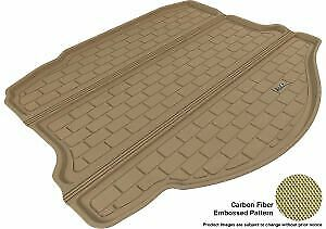 3D MAXpider for 2010-2015 Chevrolet Camaro Kagu Cargo Liner - Tan - aceM1CH01713