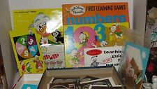 """1969 Western Publishing """"Disney First Learning Numbers"""""""
