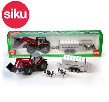 Véhicules agricoles miniatures pour Massey Ferguson