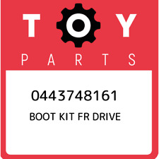 0443748161 Toyota Boot kit fr drive 0443748161, New Genuine OEM Part