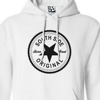 South Side Original Inverse HOODIE - Hooded SouthSide Coast Sweatshirt All Color