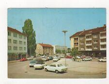Guetersloh i W Berliner Platz Germany 1972 Postcard 931a