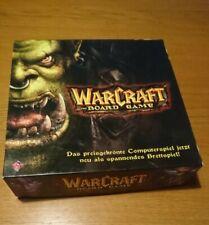Warcraft the Boardgame / Brettspiel - Deutsch; Guter Zustand