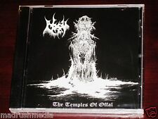 Absu: The Temples Of Offal / Return Of The Ancients CD 2015 Dark Descent USA NEW