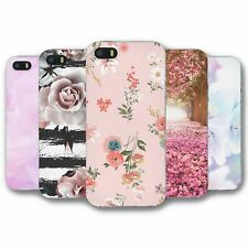 For iPhone 5 5S Silicone Case Cover Flower Collection 16