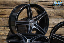 NEU Mercedes GLC GLK GLA AMG Design Alufelgen 20 Zoll Konkav Axxion AX7 ABE SP+