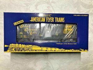American Flyer by LTI #44086 Seaboard Coast Line Waffle Box car! L@@K!