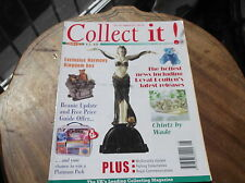 December Monthly Antiques & Collectables Magazines