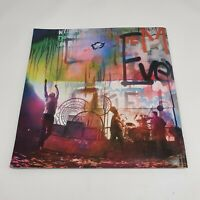 COLDPLAY 2011 / 2012 MYLO XYLOTO TOUR CONCERT PROGRAM BOOK BOOKLET