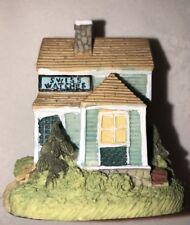 Bergman's Clock Shop Ah101 Village by International Resourcing 1996