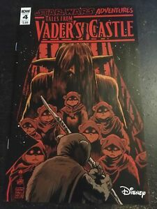 Star Wars Adventures:Tales From Vader's Castle#4 Incredible Condition 8.5(2018)