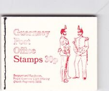 Guernsey 1971 £0.30 Stamp Booklet Mint Condition SB9