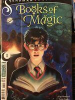 "SANDMAN UNIVERSE"" BOOKS OF MAGIC DC VERTIGO COMICS VARIANT COVER #1 - #3"