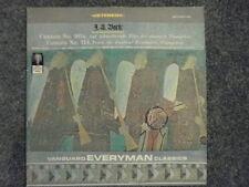 J.S. Bach~Cantata No. 207a & No. 214~Vanguard Everyman SRV-231SD 1 LP