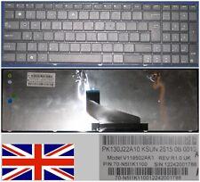 QWERTY KEYBOARD UK ASUS K53TA K53E K53S K53T K53Z K53B K53BR A53U V118502AK1