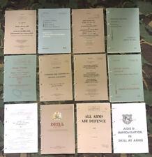 More details for l1a1 slr fn fal inch 7.62mm pamphlets handbooks manuals ulster paras cold war