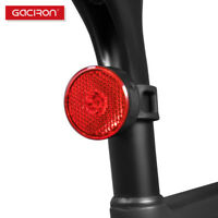 GACIRON USB Rechargeable Waterproof  Warning Bike Tail Light LED 10 Lumens