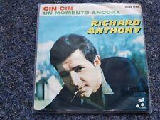 Richard Anthony - Cin Cin 7'' Single Italy