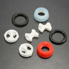 8Pcs Ceramic Disc Silicon Washer Insert Turn Replacement For Valve Tap