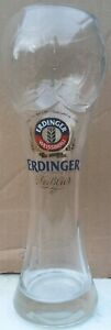 ERDINGER SOCCER BALL GLASS EXCELLENT CONDITION ALL GOLD INTACT PICKUP OR $10POST