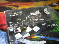 1:43 Sauber f1 TEAM FERRARI c32 E. Gutiérrez 2013 Minichamps 410130012 OVP NUOVO