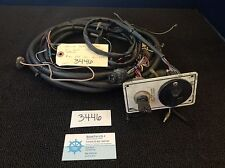 SMA3446 Mercury 20 ft key and kill switch wiring harness (see notes) outboard