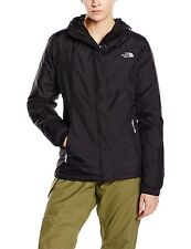 The North Face Resolve DOWN  Jacket Waterproof Coat Womens 14 Black Large