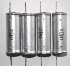 4pcs 0.027uF 0,027uF .027uF 600V 5/% teflon capacitors FT-2 Audio USSR NOS