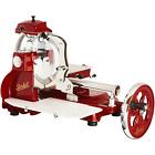Berkel Volano B3 Food Slicer/Red/Manual Flywheel, Luxury, Premium