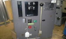 Westinghouse DS-206S Circuit Breaker 800A with Amptector II-A MODEL SE MO/DO