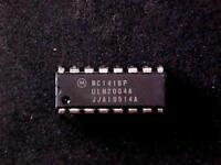 ULN2004A - ULN2004 Motorola High Voltage/Current Darlington Array (DIP-16)