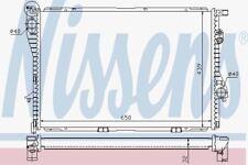 NISSENS 60603A Kühler BMW 525 tds -725 TDS 95