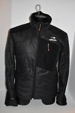 Eider Men's Full Zip Pertex Microlight Jacket Black Size M