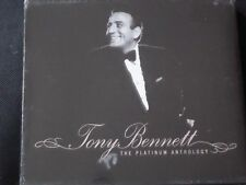 Tony Bennett - The Platinum Anthology (SEALED NEW CD 2005) BONUS TRACK