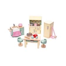 Wooden Garden Modern Miniature Furniture for Dolls