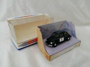 Matchbox Dinky CODE 2 DY6 VW Beetle Black 1 of 8 BUGS Model & Hobby Leipzig 2003