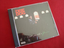 Dre Dog: I Hate You With A Passion (NEW-Opened SUPER RARE 1995 1st Press OOP CD)