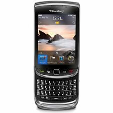 Blackberry Torch 9800 - 4 Go-Noir (Débloqué) Smartphone (UK QWERTY)