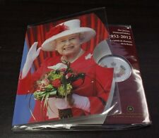2012 50 Cents Coloured coin - The Queen's Diamond Jubilee