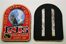 PARAJUMPERS PJS AUTHENTIC JACKET REPLACEMENT PATCH LARGE EX-DISPLAY NEW !!!!!!!!