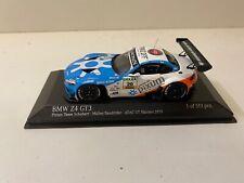 BMW Z4 GT3  1/43 1:43 Modell Modellauto Minichamps GT Masters 2013