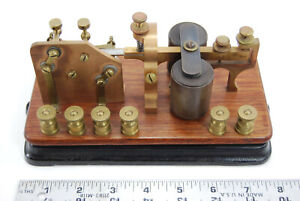 J H Bunnell Repeating Telegraph Sounder