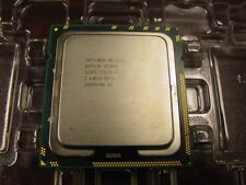 lot of 2 Intel Xeon CPU QUAD-Core X5560 step SLBF4 8M Cache 2.80 GHz 6.40GT/s