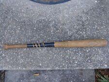 "Vintage Wilson Baseball Bat  Mickey Mantle Famous Players Model 33"""