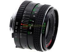 Minolta MC-MD obiettivo Albinar 28mm. f2,8 macro focus. Utilizzabile su digitali