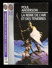 """Poul Anderson : La reine de l'air et des ténèbres  - N° 1268 """" J'ai Lu SF """""""