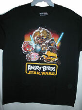 NEW ANGRY BIRDS STAR WARS XXL BLACK HOLDING LIGHT SABERS